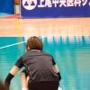 ≪女子バレー≫上尾対岡山 1(ストレッチから始まり、そして練習へ)