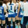 ≪女子バレー≫NEC対日立 3(全日本に選ばれた意地を)