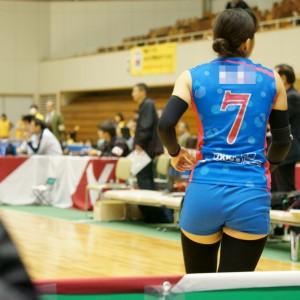 ≪女子バレー≫KUROBE対GSS 6