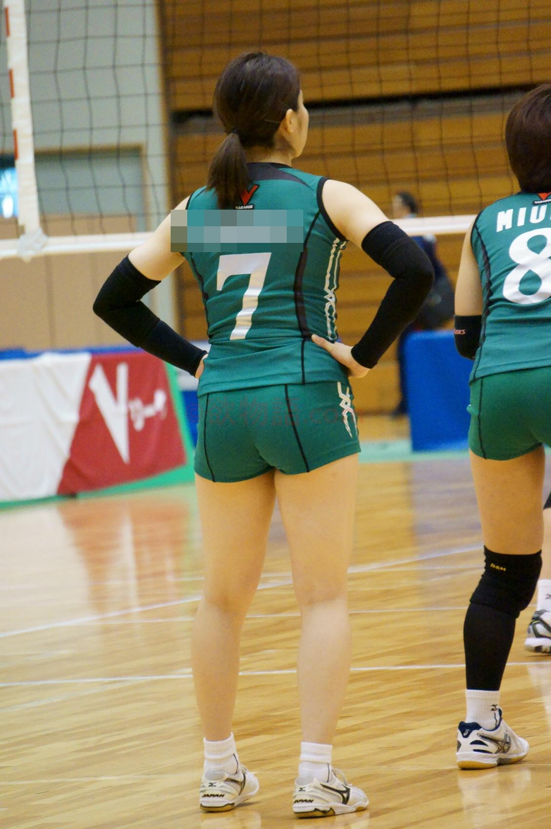 ≪女子バレー≫KUROBE対GSS 3(選手入場時の和気藹々)