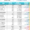 【株】大成功!日経レバETFで15,000円利益。
