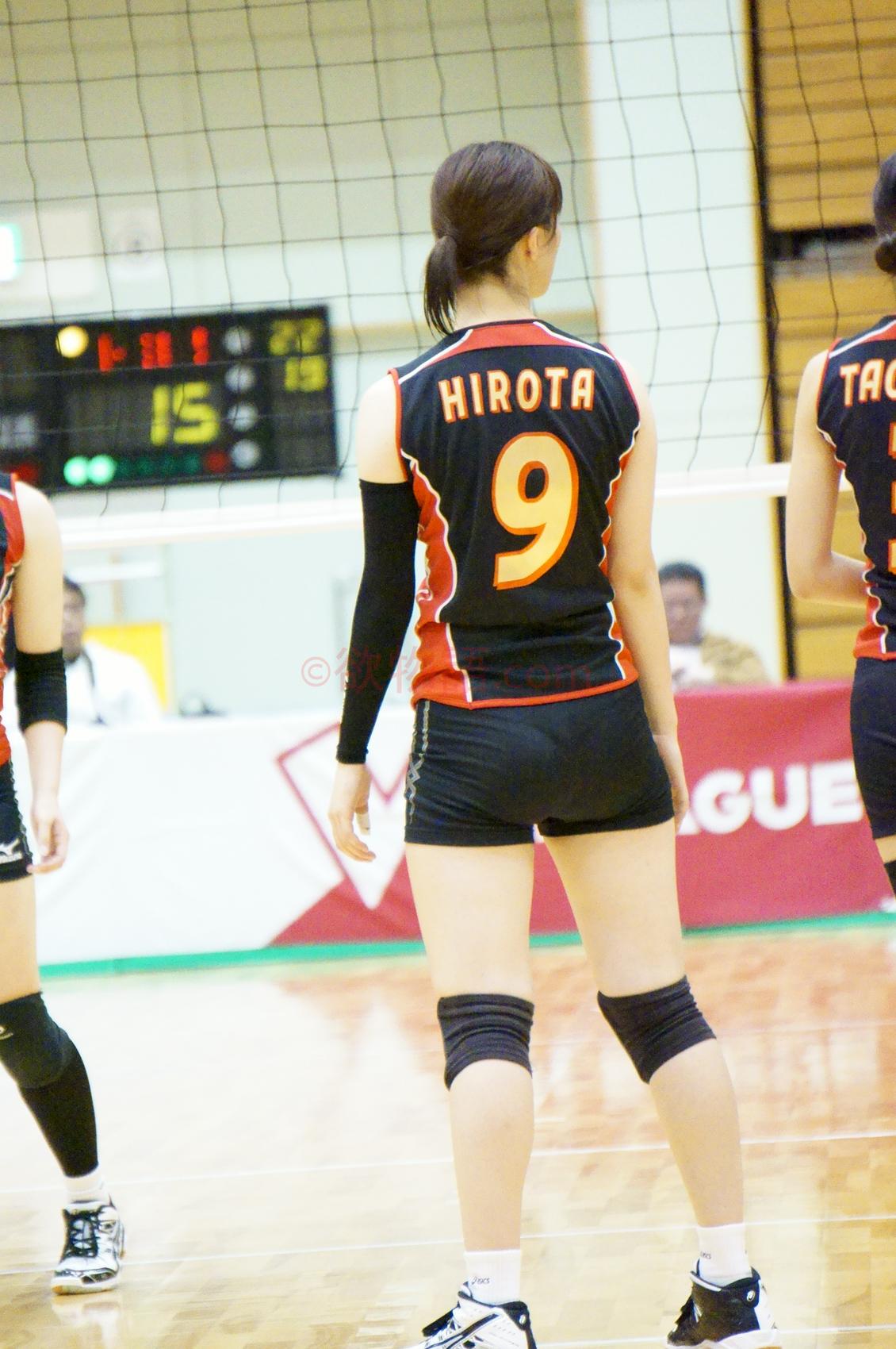 ≪女子バレー≫トヨタ対熊本 13