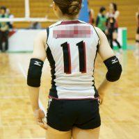 ≪女子バレー≫トヨタ対熊本 2