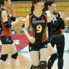 ≪女子バレー≫トヨタ対熊本 8