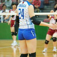 ≪女子バレー≫福岡大学対上尾 12
