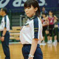 ≪女子バレー≫福岡大学対上尾 9