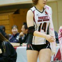 ≪女子バレー≫トヨタ対熊本 10