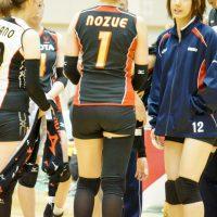 ≪女子バレー≫トヨタ対熊本 11
