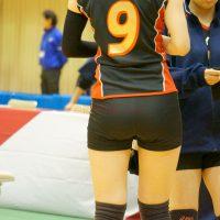 ≪女子バレー≫トヨタ対熊本 14