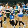 ≪女子バレー≫PFU対岡山 5