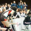 ≪女子バレー≫NEC対岡山 10