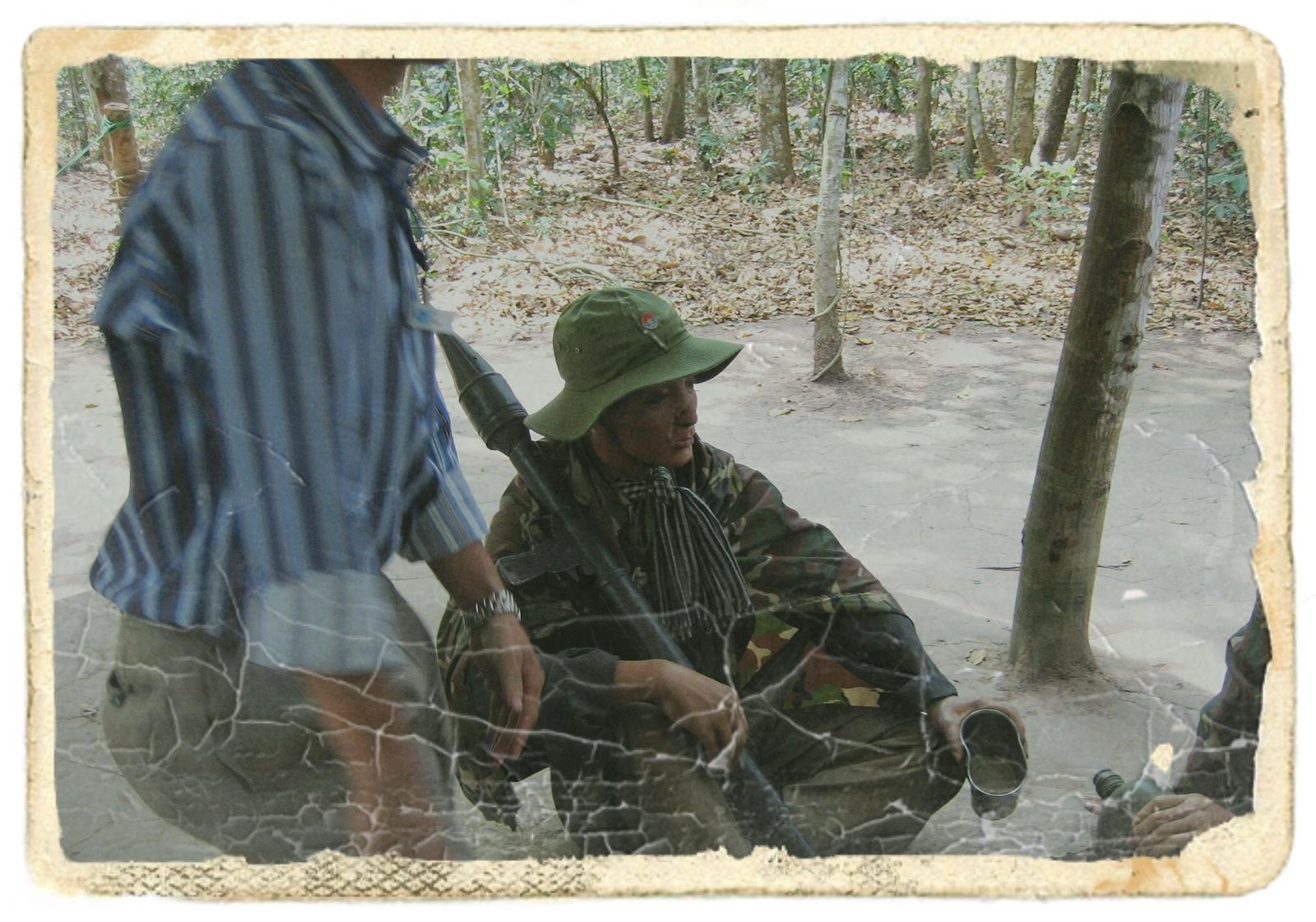 【ひとり旅】ベトナム観光。 水上の民とのふれあい。現地の写真をアップしてみた。⑦
