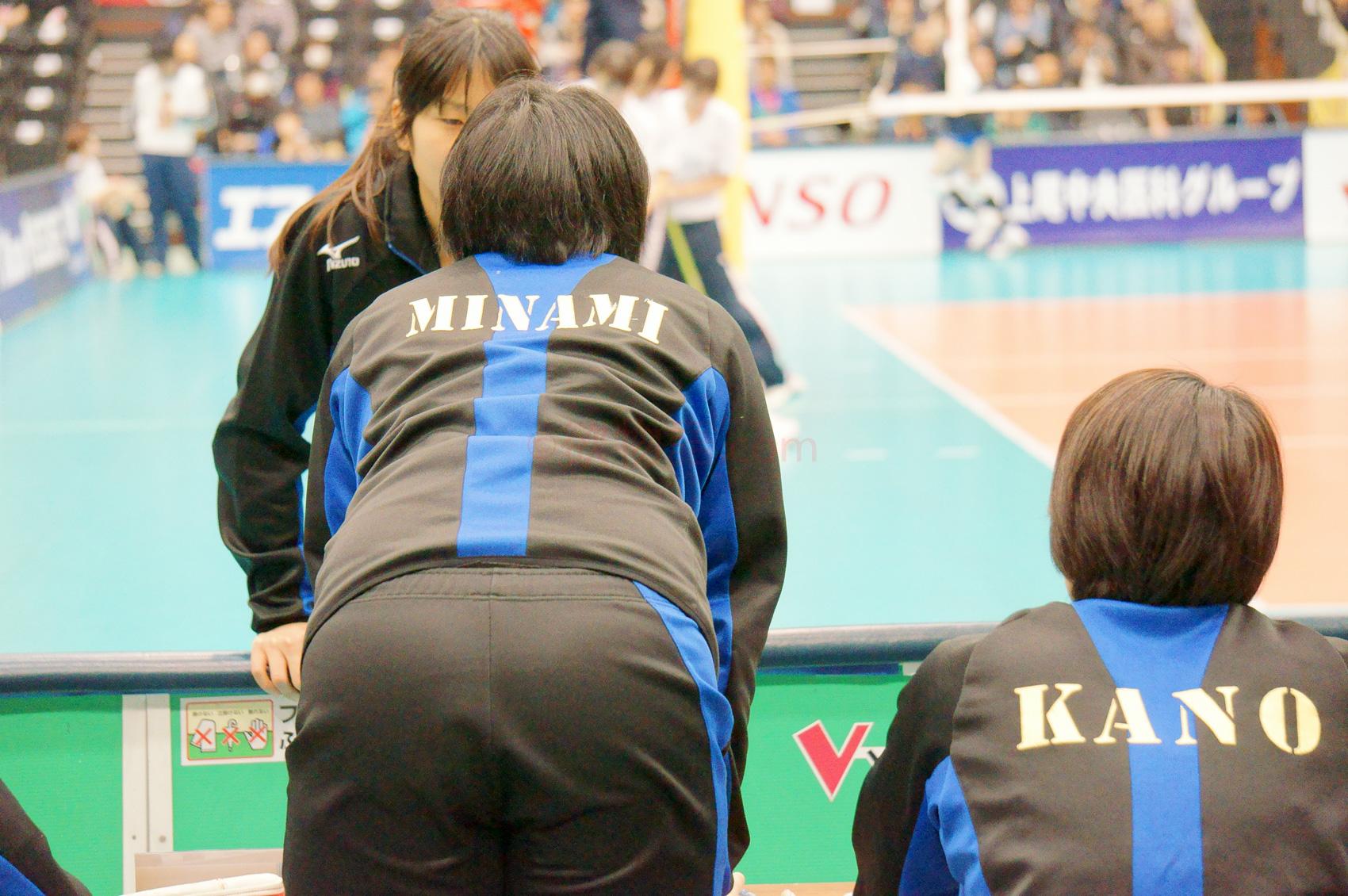 ≪女子バレー≫東レVS久光 1