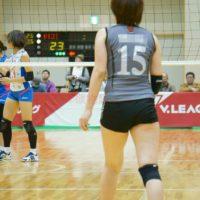 ≪女子バレー≫KUROBE対GSS 13