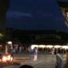 【祇園祭】八坂神社・祇園にて祭りの締めイベント発生!!ポケモンGO並みの人混み。
