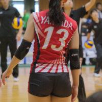 ≪女子バレー≫NEC対デンソー 9
