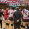 ≪女子バレー≫NEC対デンソー 12
